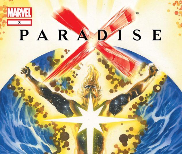 Paradise X (2003) #X