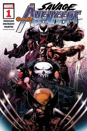 Savage Avengers (2019) #1