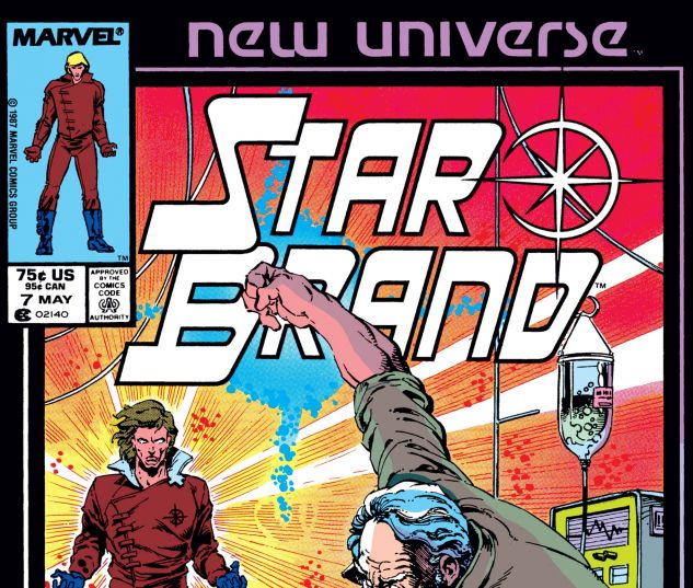 Star Brand (1986) #7