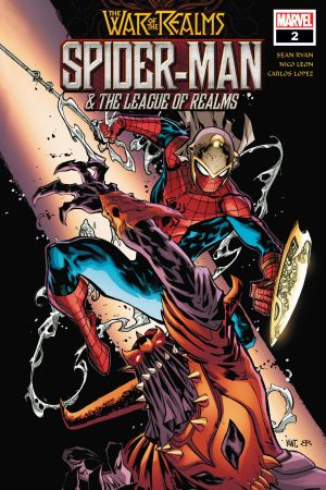 Spider-Man & the League of Realms (2019) #2