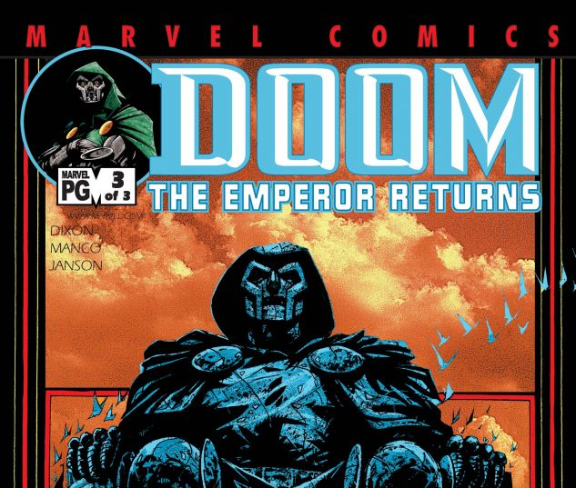 DOOM: THE EMPEROR RETURNS (2001) #3
