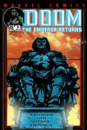 Doom: The Emperor Returns #3
