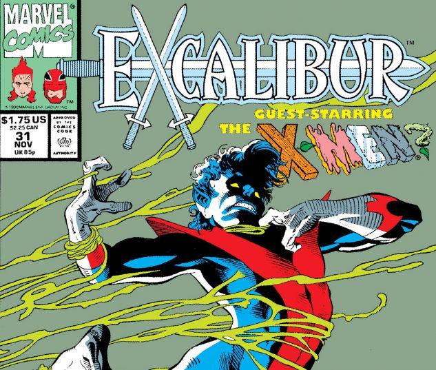 EXCALIBUR (1988) #31