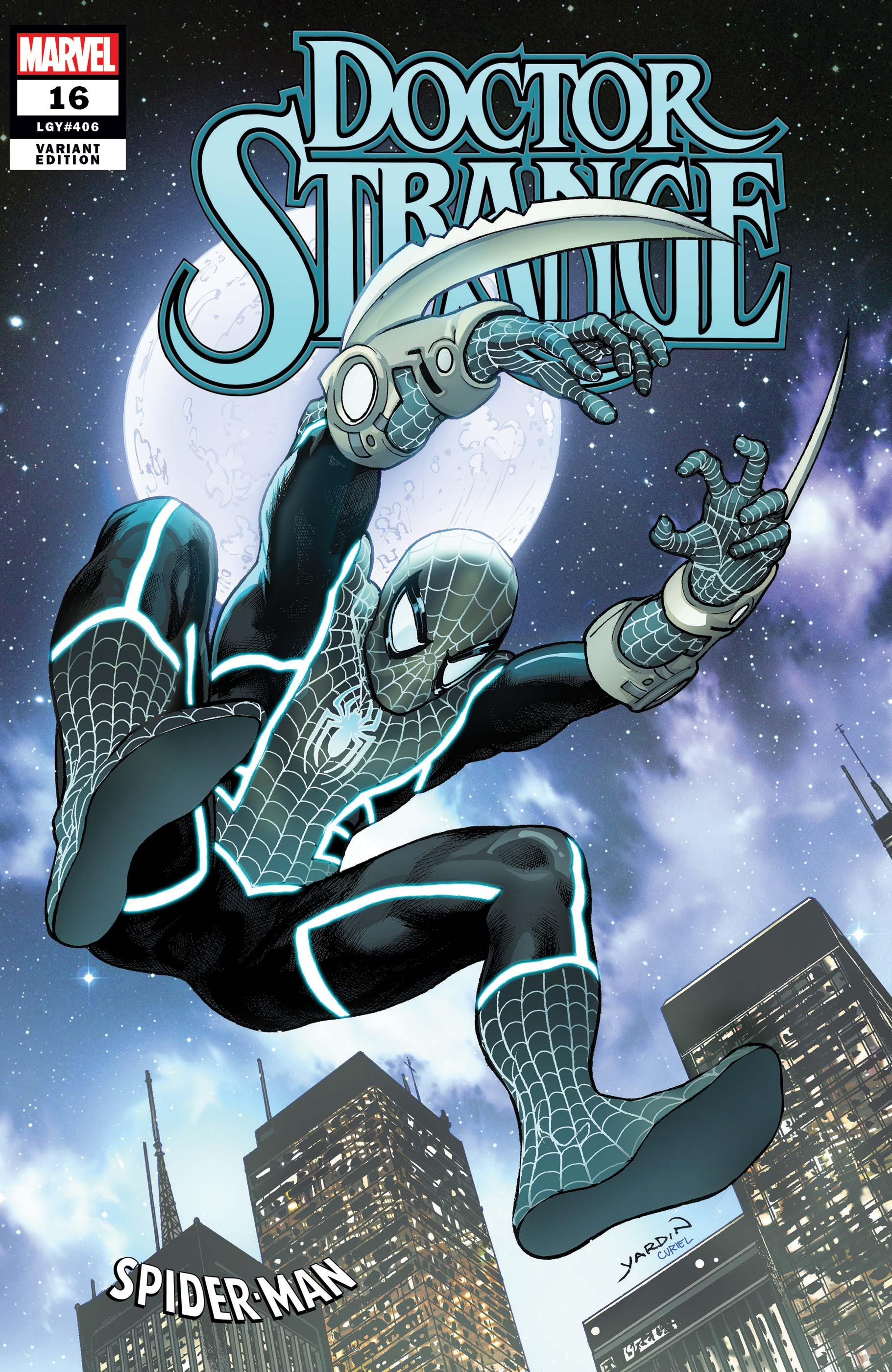 Doctor Strange (2018) #16 (Variant)