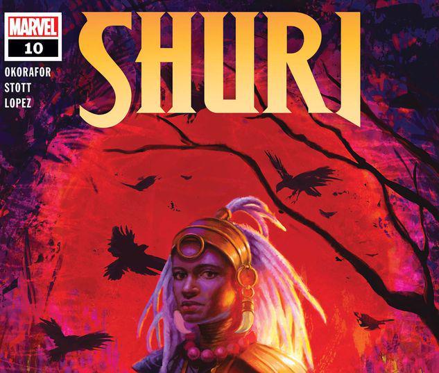 Shuri #10