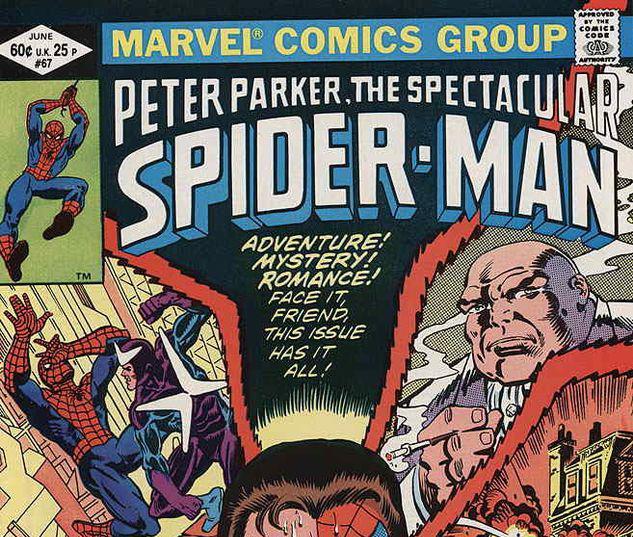 Peter Parker, the Spectacular Spider-Man #67