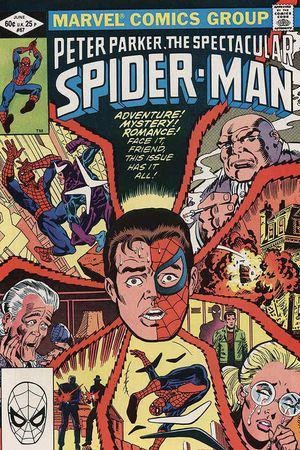 Peter Parker, the Spectacular Spider-Man (1976) #67