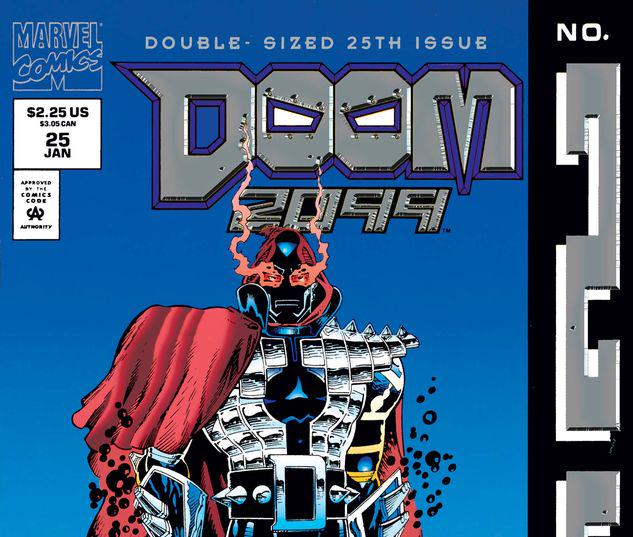 Doom 2099 #25