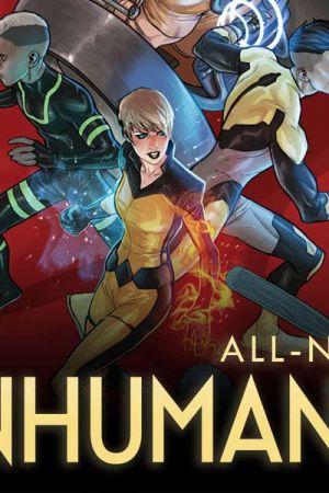 All-New Inhumans (2015 - 2016)