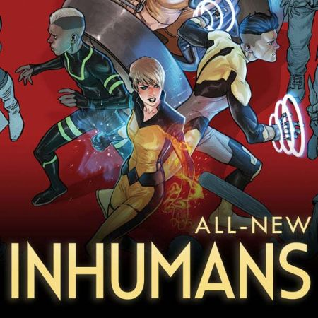 All-New Inhumans (2015)