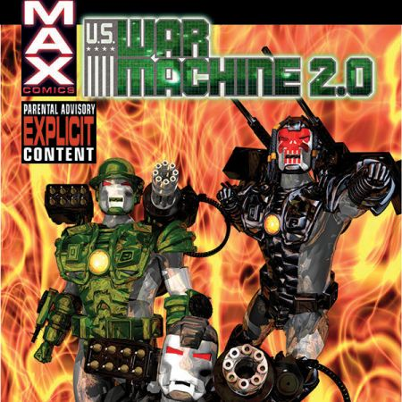 U.S. War Machine (2001 - 2002)