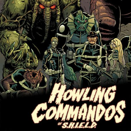 Howling Commandos of S.H.I.E.L.D. (2015 - 2016)