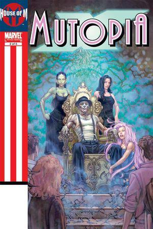 Mutopia X (2005) #2