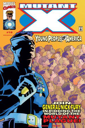 Mutant X (1998) #18