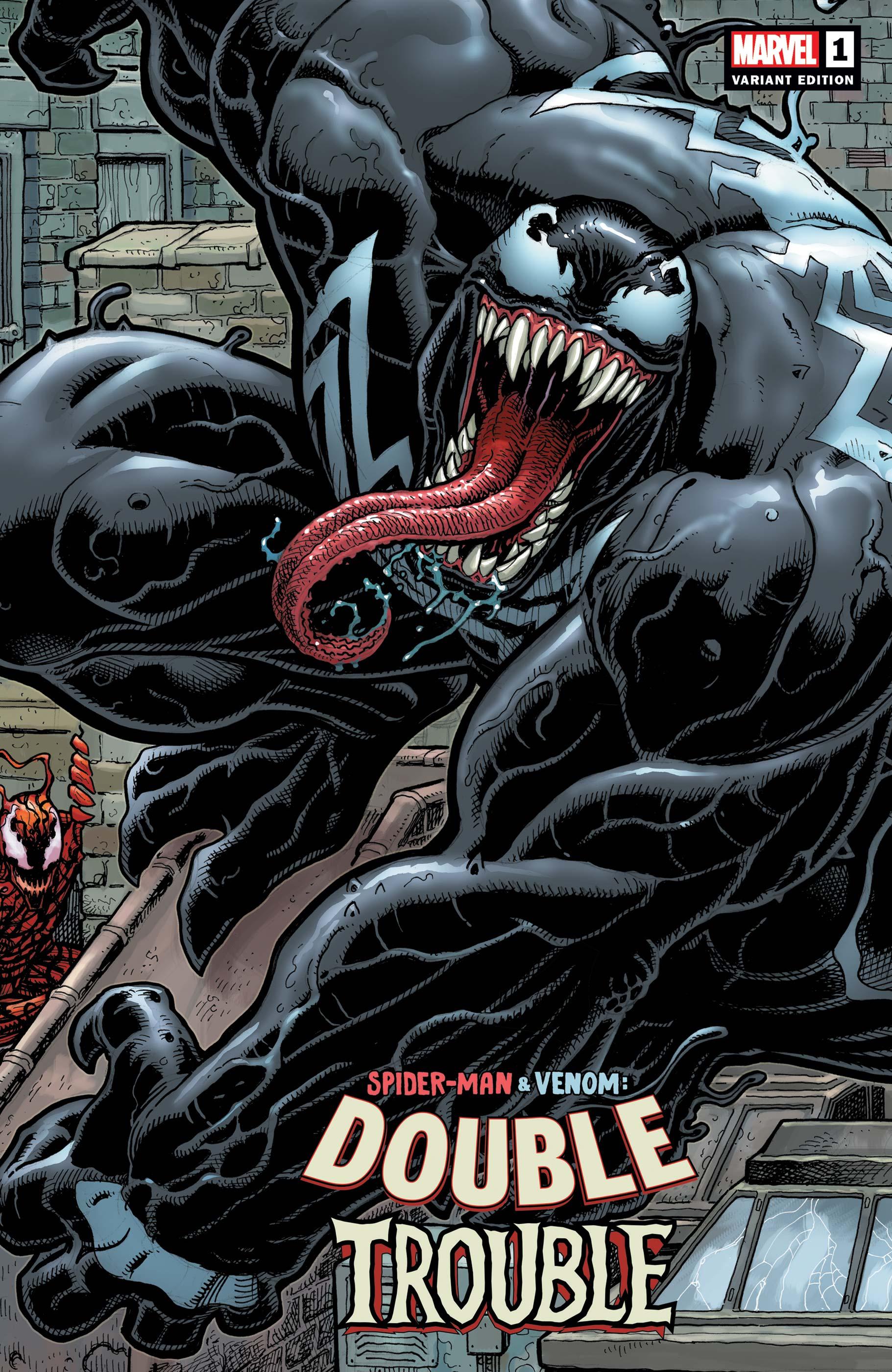 Spider-Man & Venom: Double Trouble (2019) #1 (Variant)