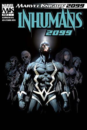 Inhumans 2099 #1