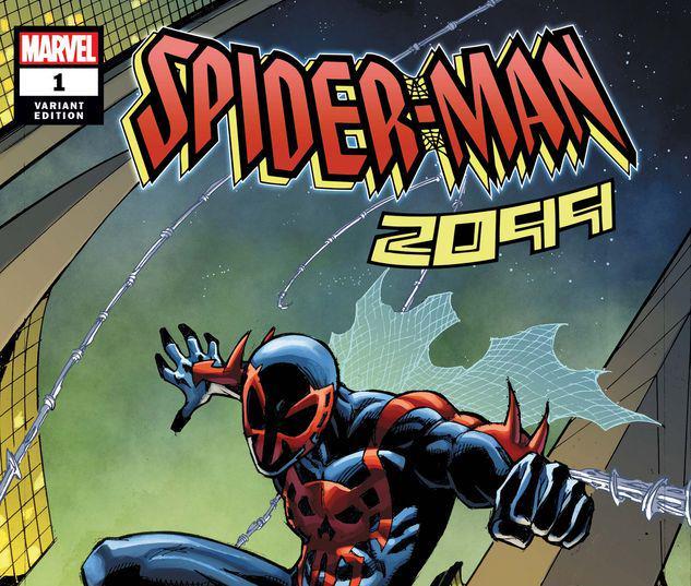 SPIDER-MAN 2099 1 RON LIM VARIANT #1