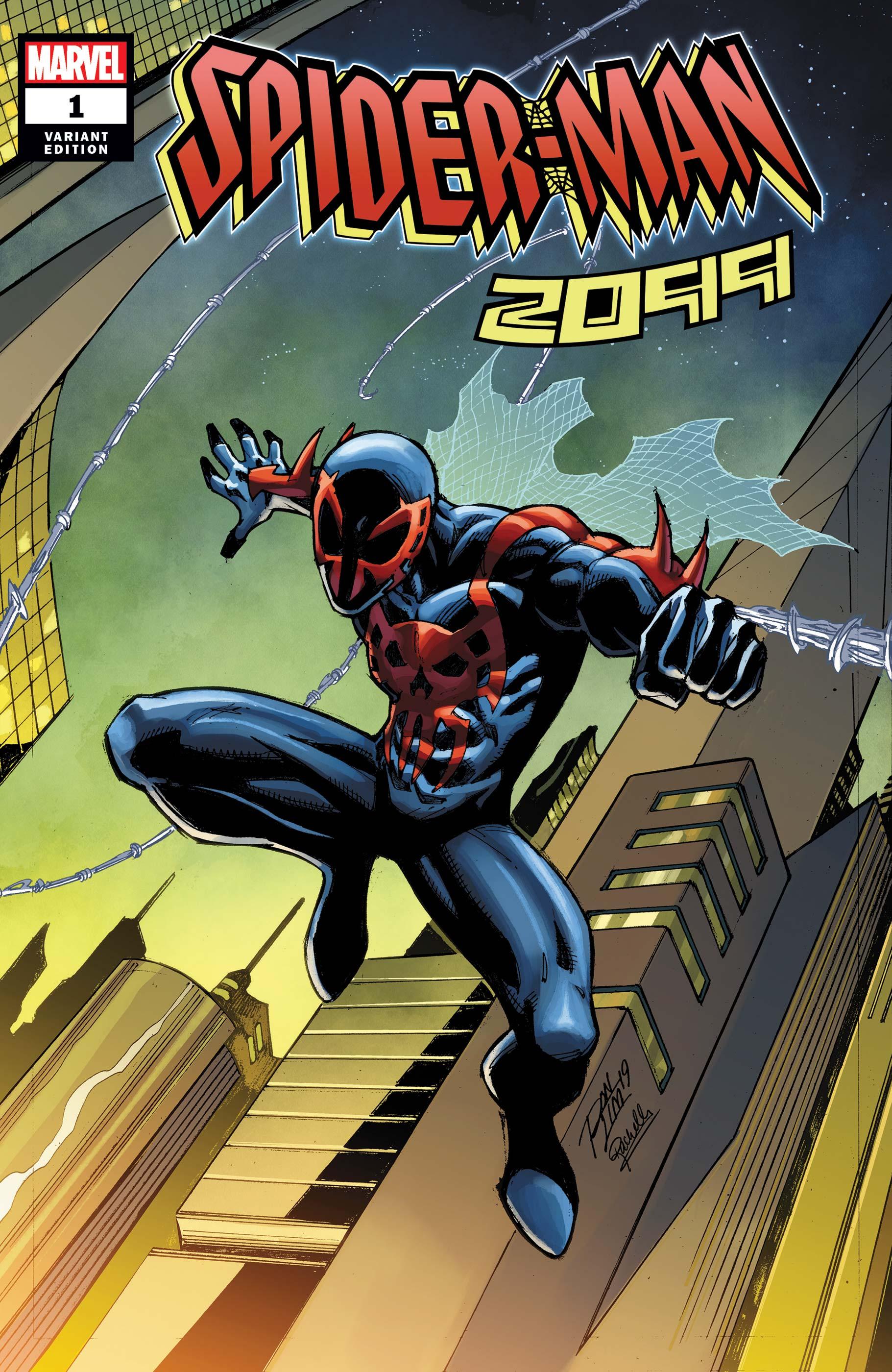 Spider-Man 2099 (2019) #1 (Variant)