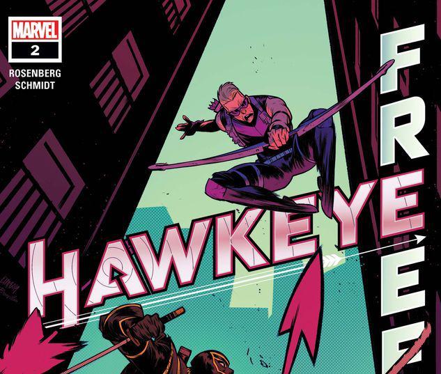 Hawkeye: Freefall #2