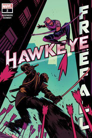 Hawkeye: Freefall (2020) #2