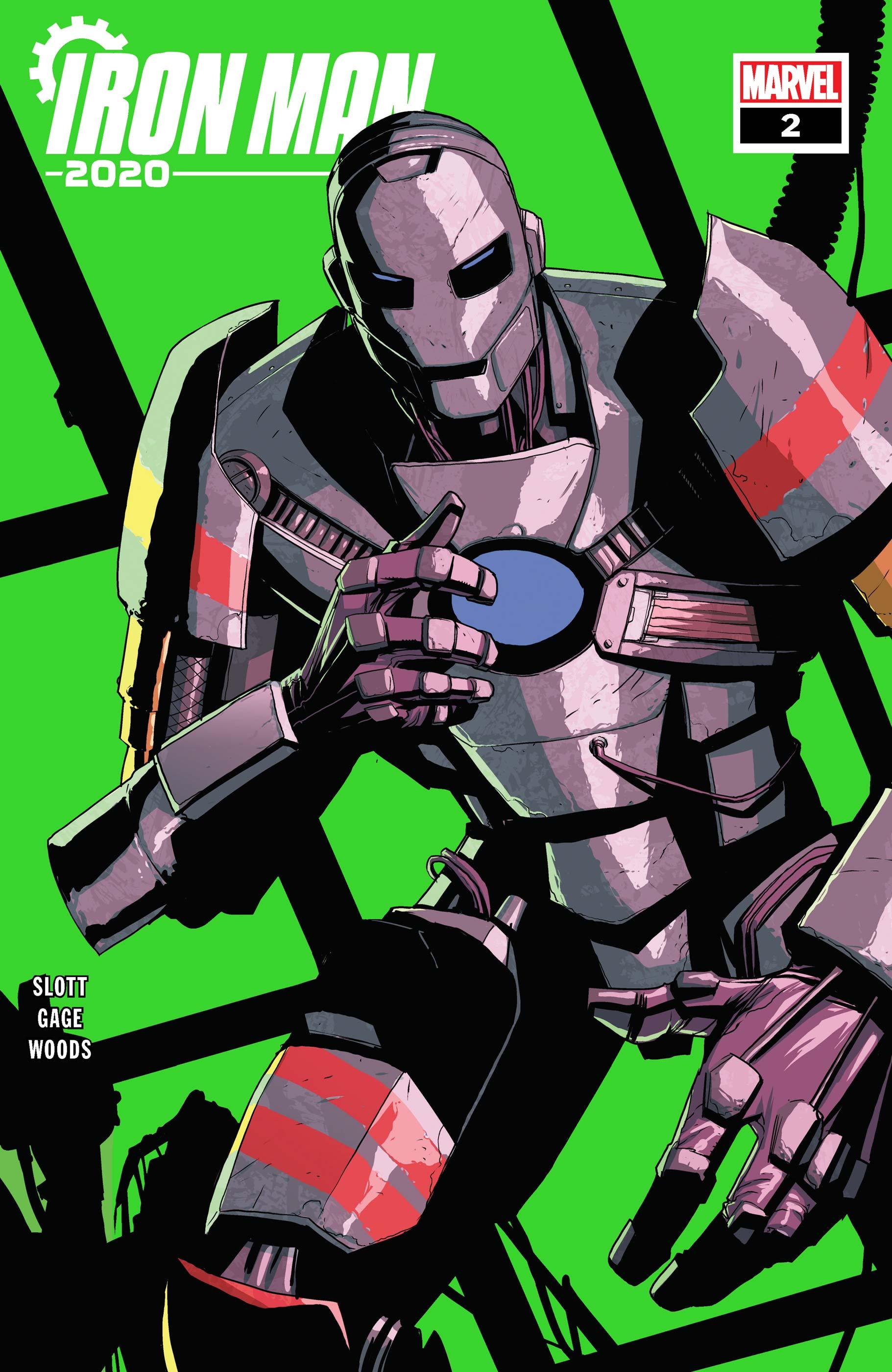 Iron Man 2020 (2020) #2