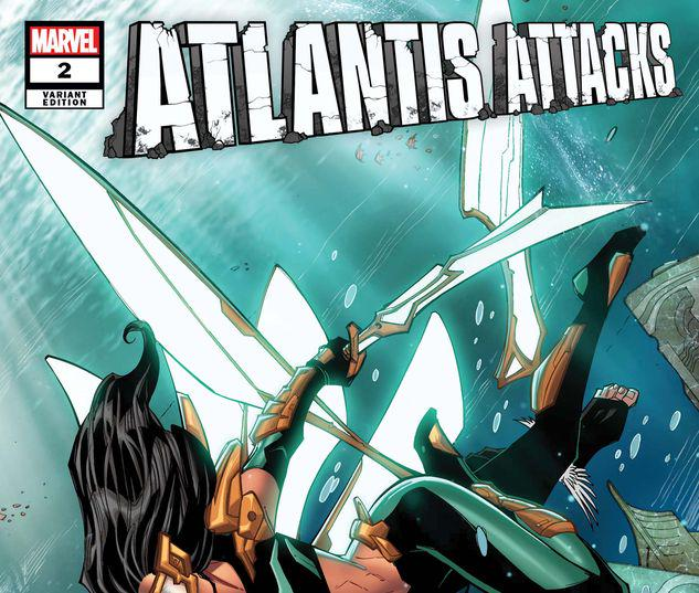 Atlantis Attacks #2