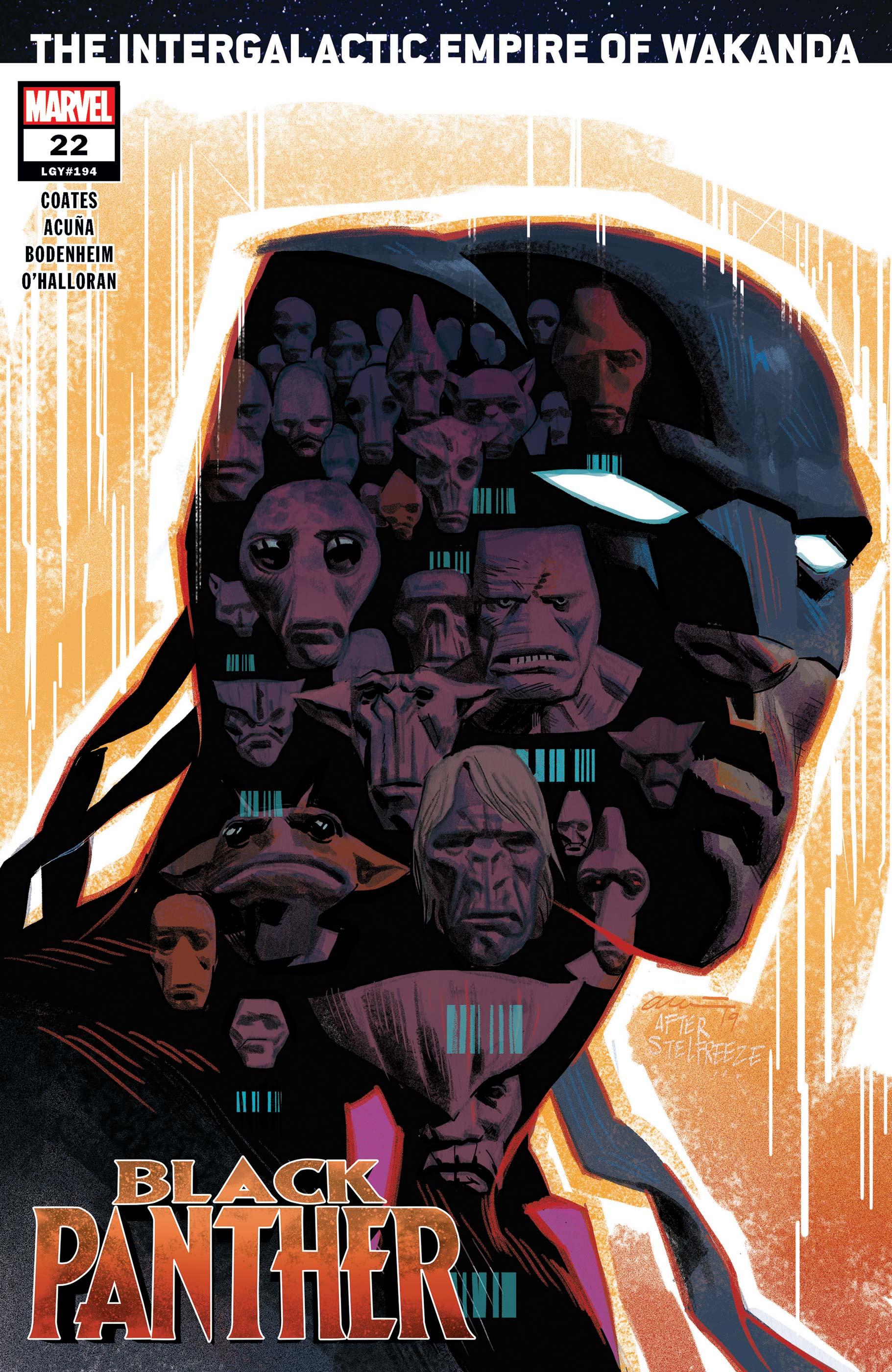 Black Panther (2018) #22
