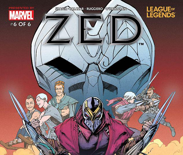 League of Legends: Zed #6