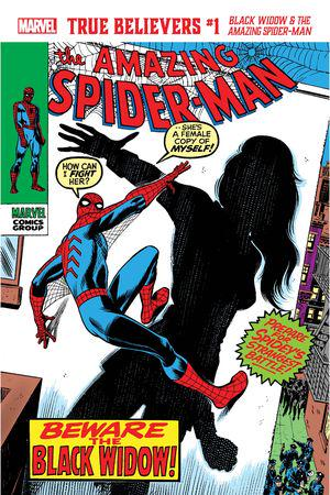 True Believers: Black Widow & The Amazing Spider-Man #1