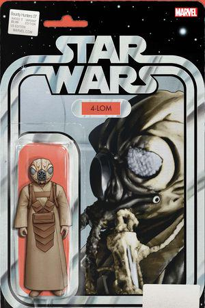Star Wars: Bounty Hunters (2020) #7 (Variant)