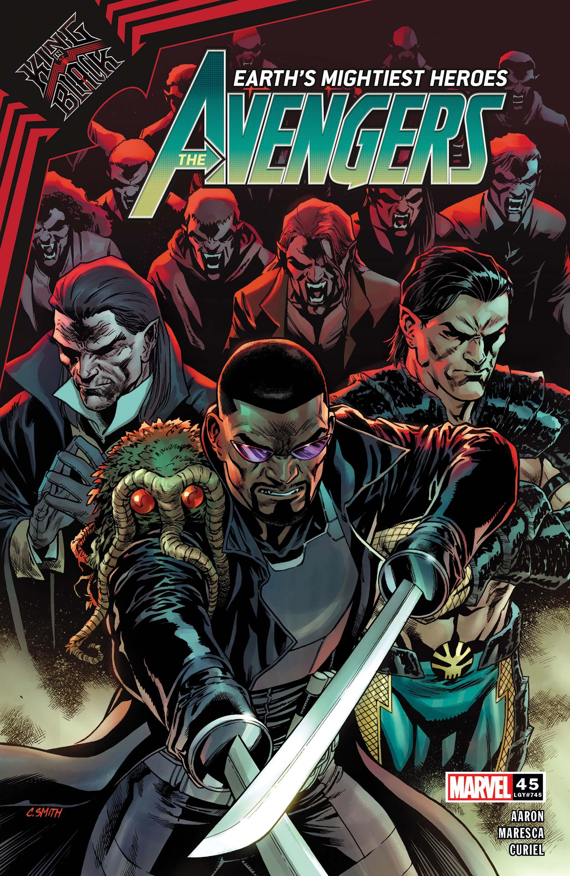 Avengers (2018) #45