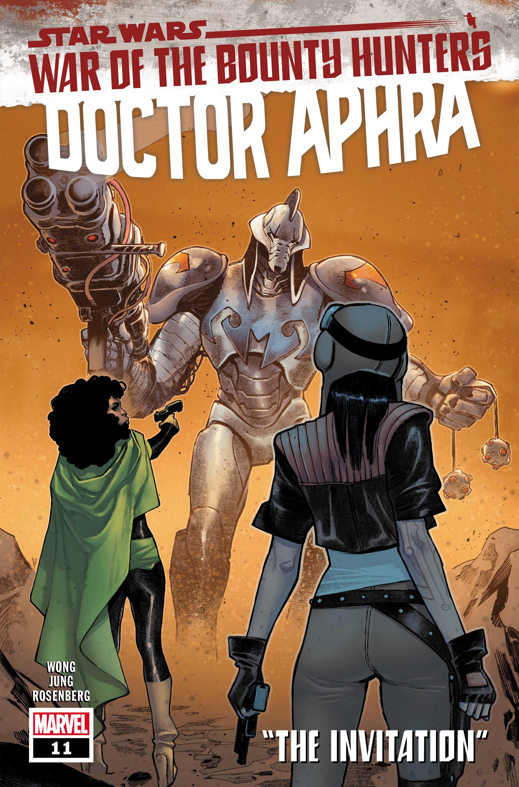 Star Wars: Doctor Aphra (2020) #11