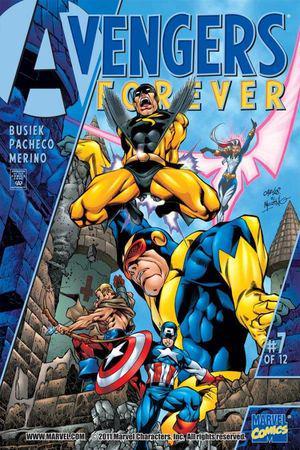 Avengers Forever #7