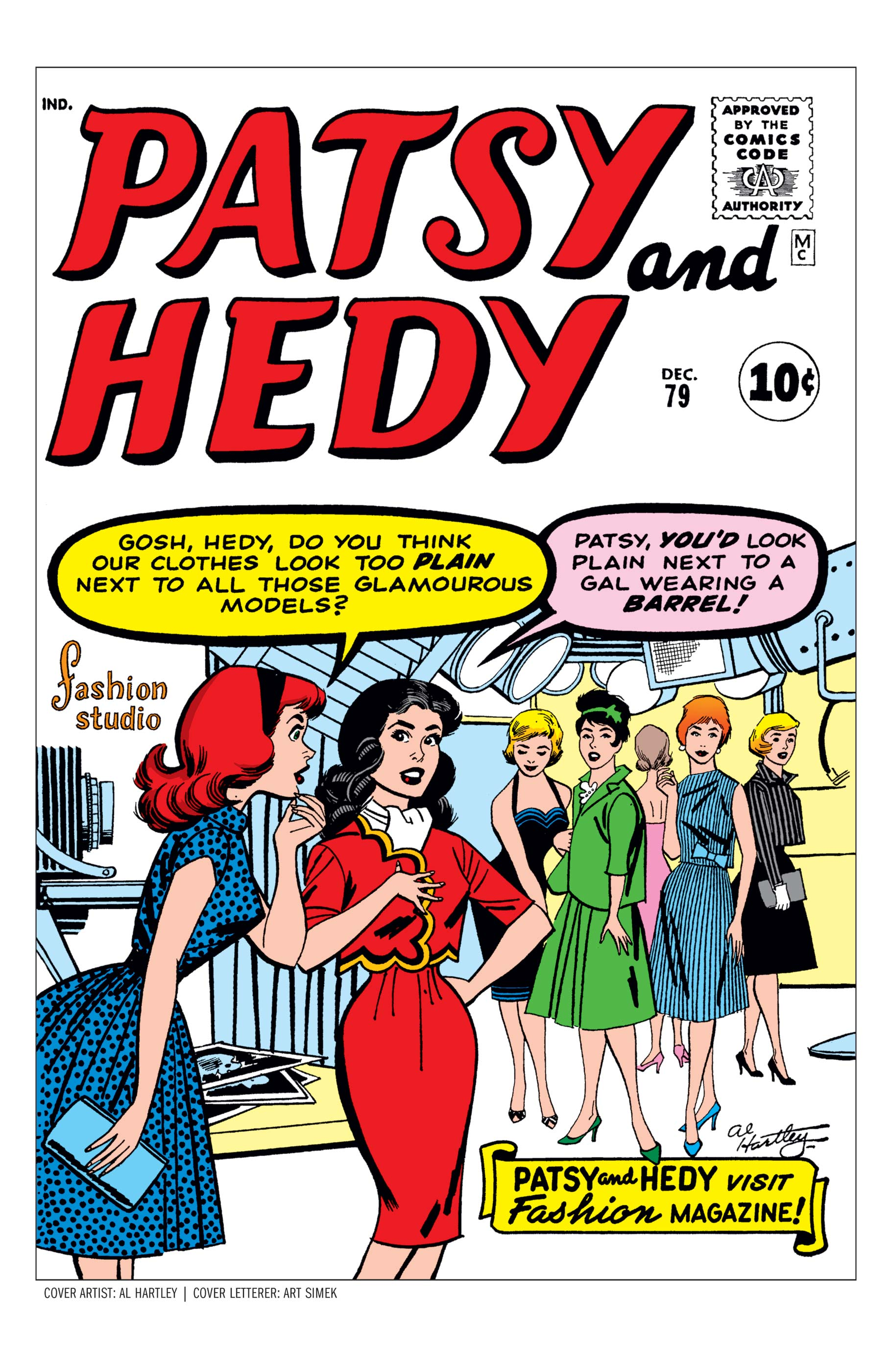 Patsy and Hedy (1952) #79