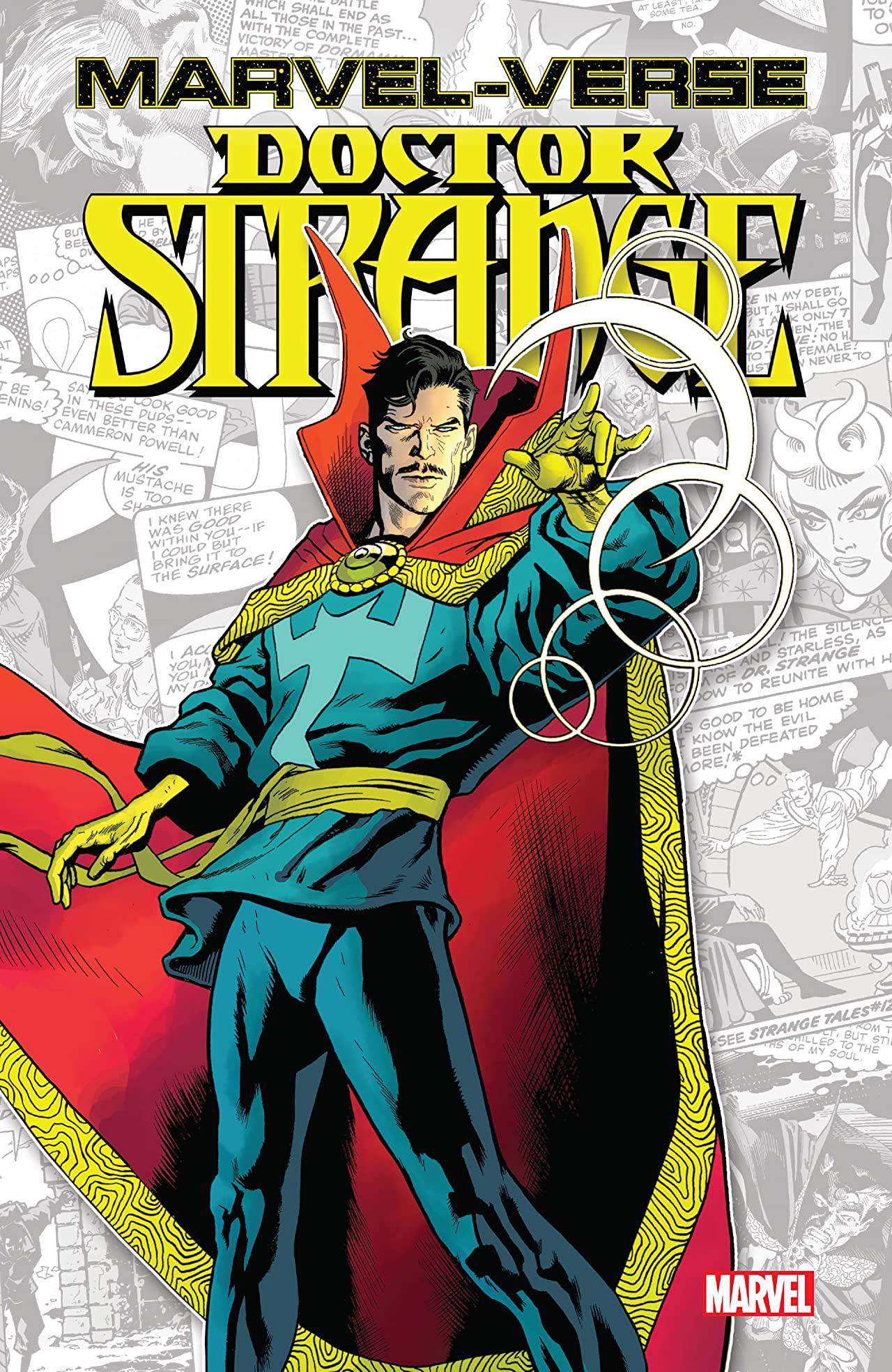 Marvel-Verse: Doctor Strange (Trade Paperback)