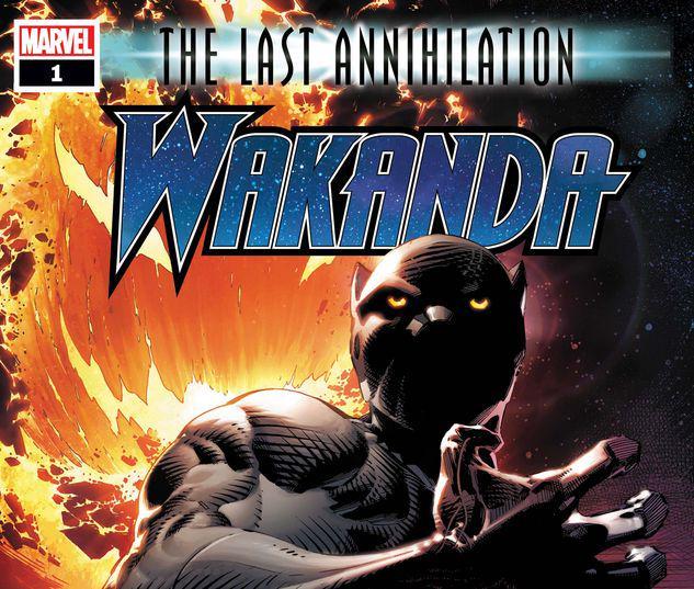 THE LAST ANNIHILATION: WAKANDA 1 #1