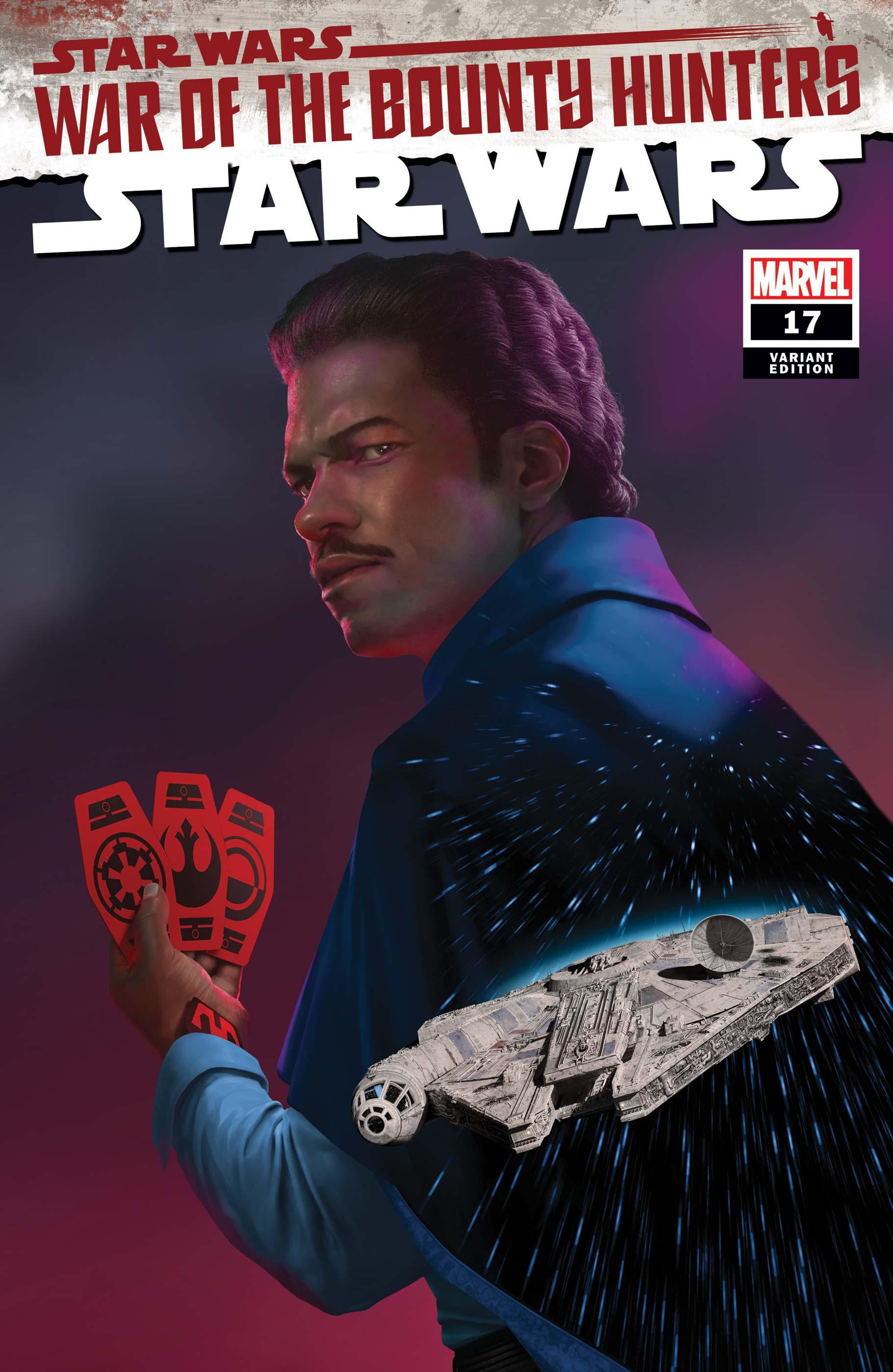 Star Wars (2020) #17 (Variant)