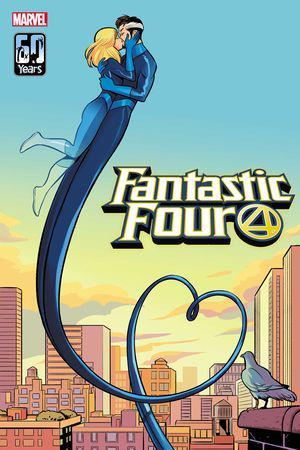 Fantastic Four (2018) #38 (Variant)