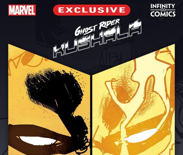 Ghost Rider: Kushala Infinity Comic #2