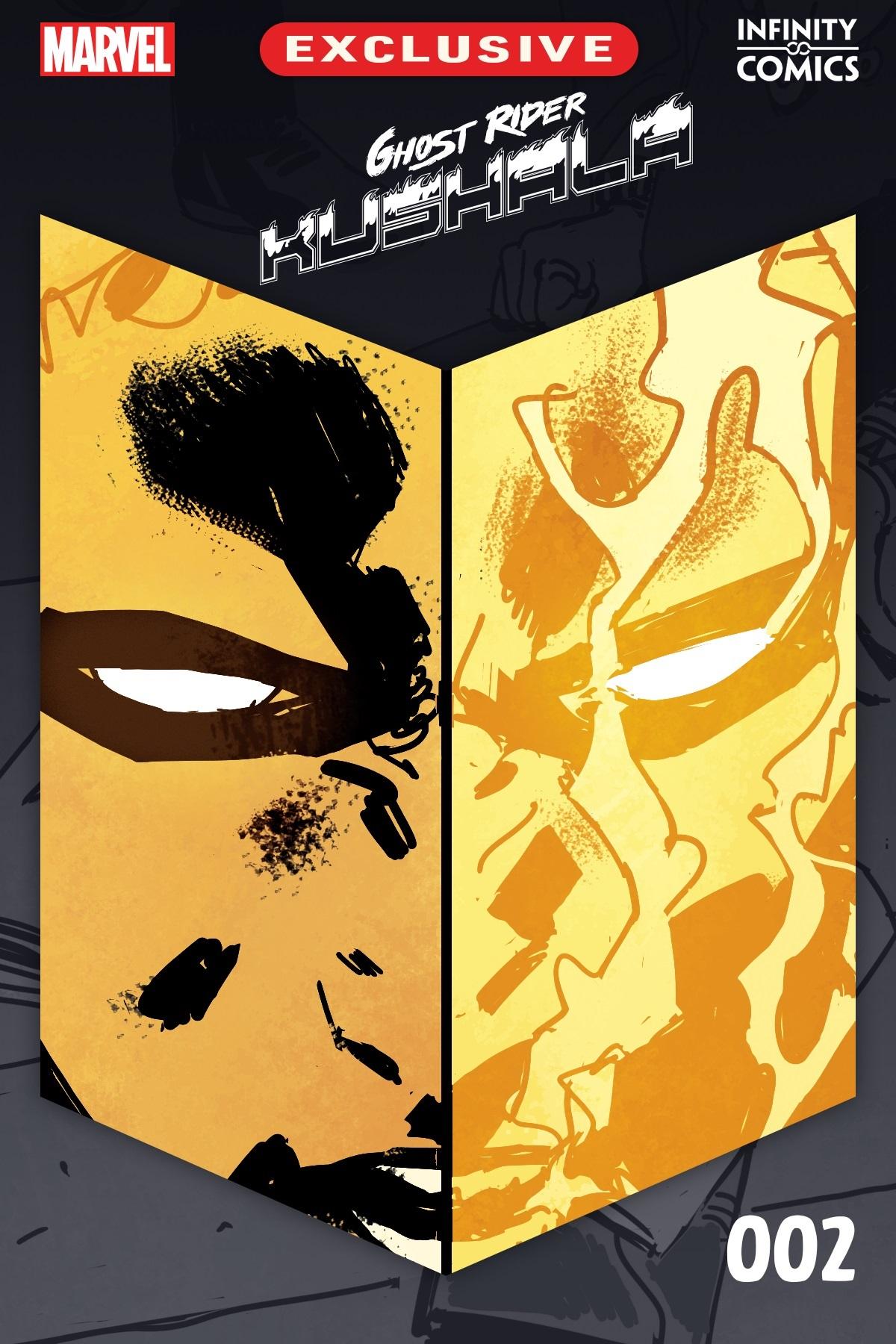 Ghost Rider: Kushala Infinity Comic (2021) #2