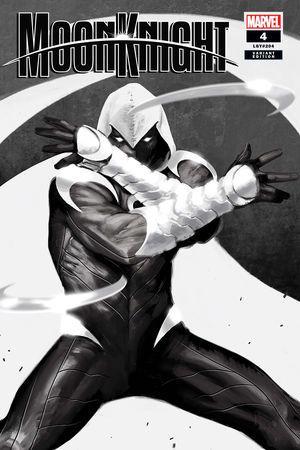 Moon Knight #4  (Variant)
