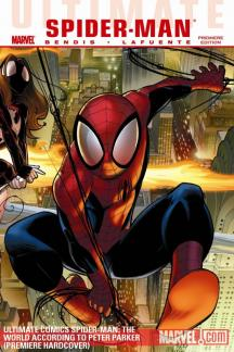 Ultimate Comics Spider-Man: The World According to Peter Parker (Hardcover)