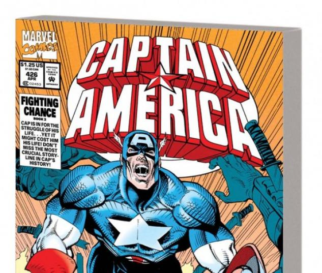 CAPTAIN AMERICA: FIGHTING CHANCE VOL. 1 TPB