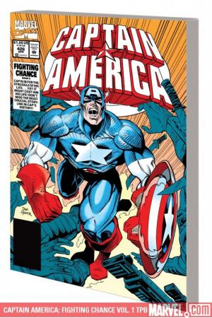 Captain America: Fighting Chance Vol. 1 (2009 - Present)