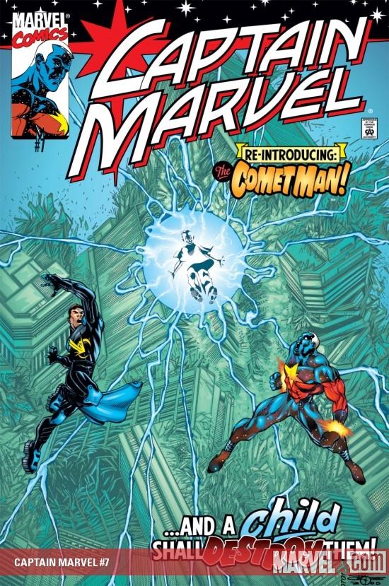 Captain Marvel (2000) #7