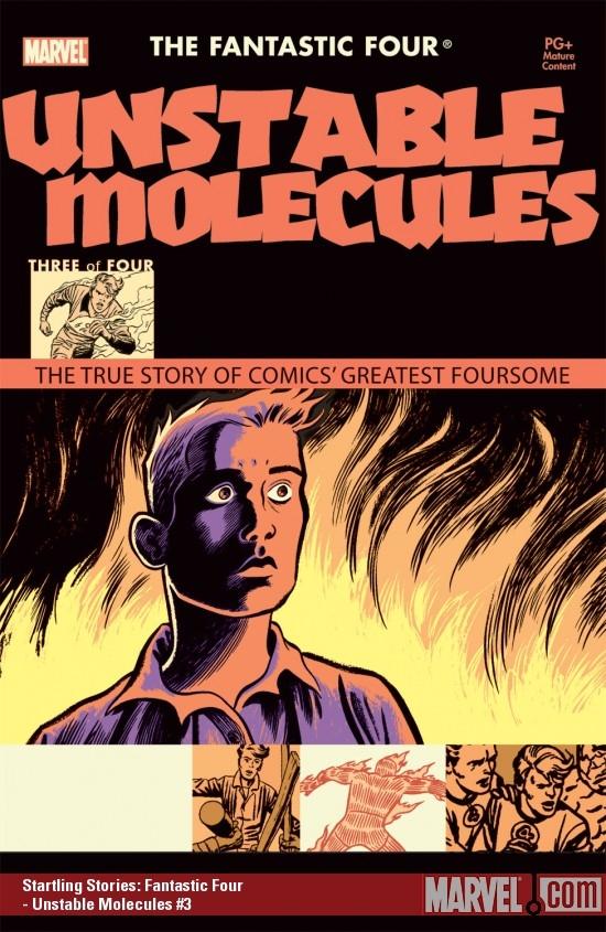 Startling Stories: Fantastic Four - Unstable Molecules (2003) #3