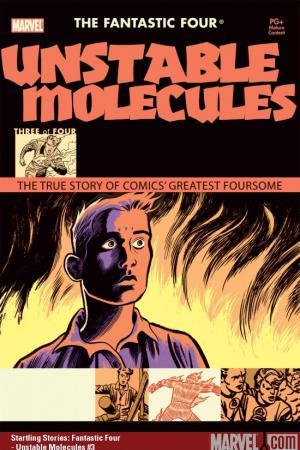 Startling Stories: Fantastic Four - Unstable Molecules #3