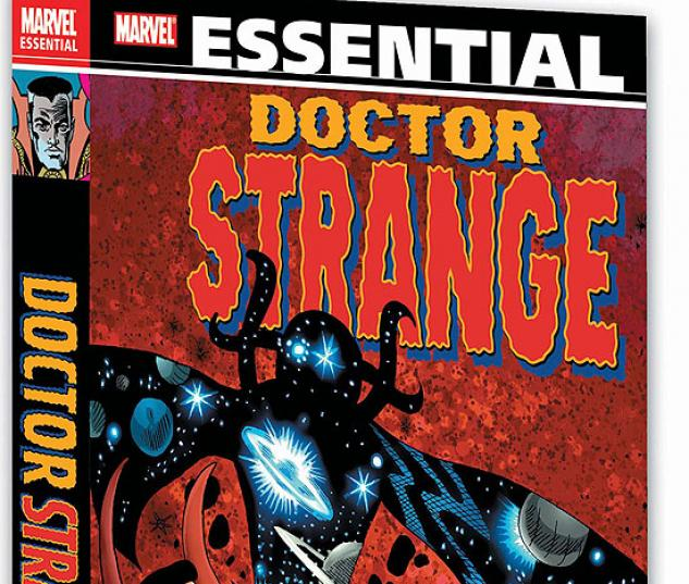ESSENTIAL DOCTOR STRANGE VOL. 1 TPB (ALL-NEW #0