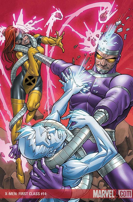X-Men: First Class (2007) #14