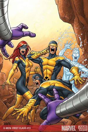 X-Men: First Class #13
